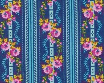 SALE - Happy Land by Jennifer Paganelli - Martha JP067 Midnight blue
