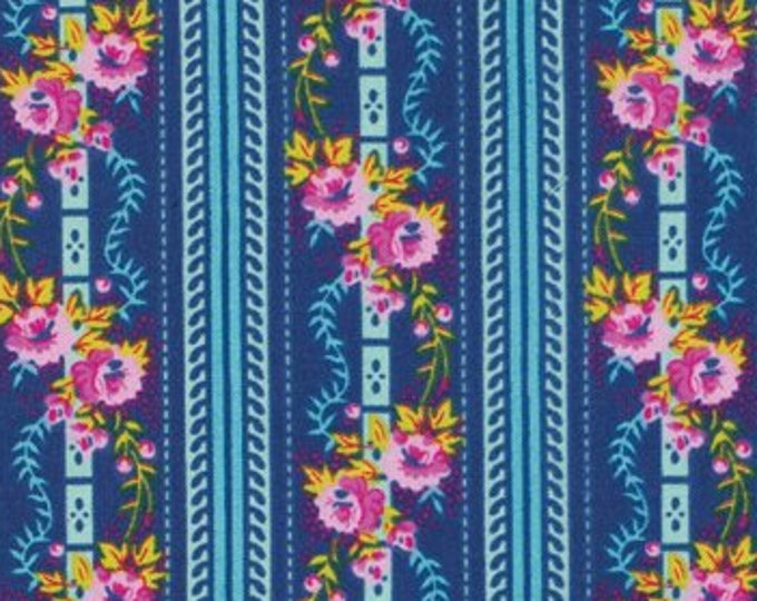 Happy Land by Jennifer Paganelli - Martha JP067 Midnight blue