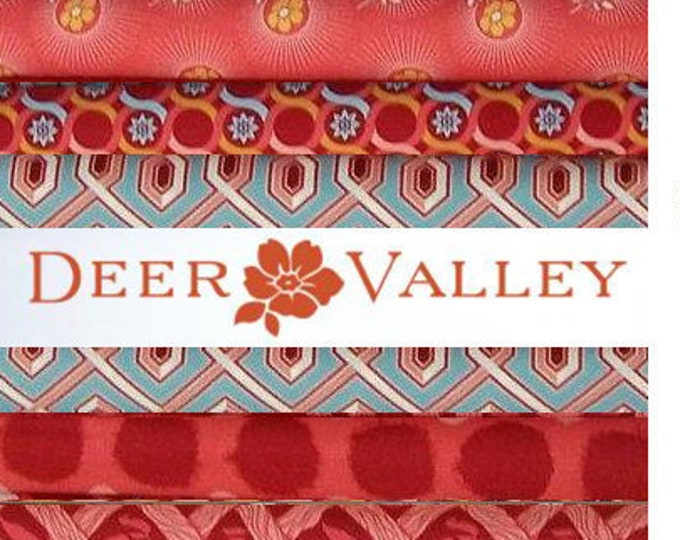 Joel Dewberry - Deer Valley - select a fabric and color, 1 yard