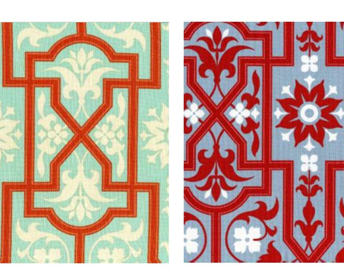 Joel Dewberry - Deer Valley quilting cotton- Architectural JD23 - 1 yard, choose a color-way