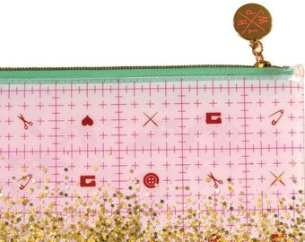 Tula Pink Measure Twice Project Bag - Small