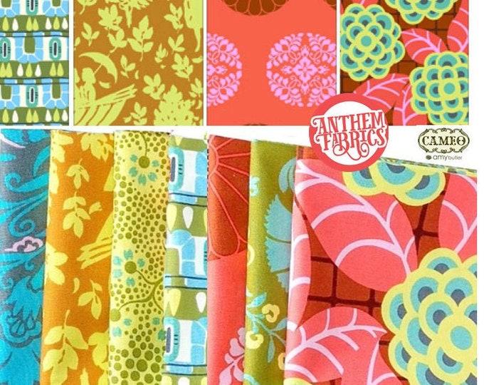 Amy Butler Fabric Cameo -  Tall Stories Fat quarter bundle of 7