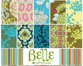 Amy Butler Belle Fabric bundle -  22 fat quarters