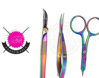 Sewing Tools Hardwares by Tula Pink - Scissors, Seam Ripper, EZ Snip