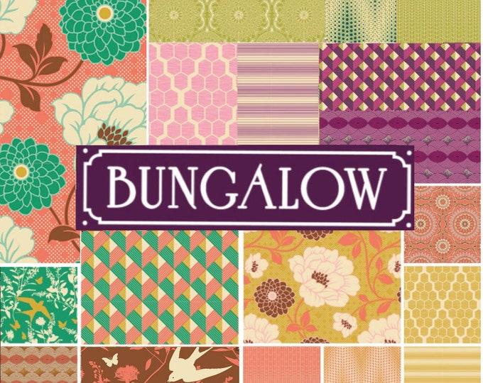 18 fat quarters - Joel Dewberry Bungalow fabric bundle set