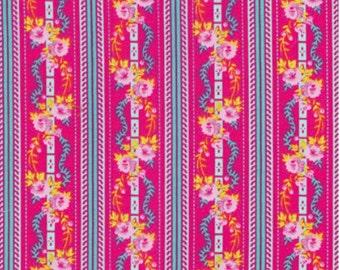 SALE - Happy Land by Jennifer Paganelli - Martha JP067 Red, select a length
