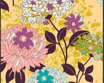 SALE Fashion Mood BE6101 Bright yellow - Bespoken fabric by Art Gallery