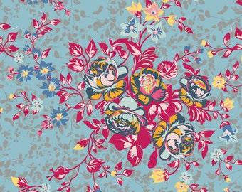 Art Gallery - Floressence - Meadow Aroma FS2023 Splash, 1 yard