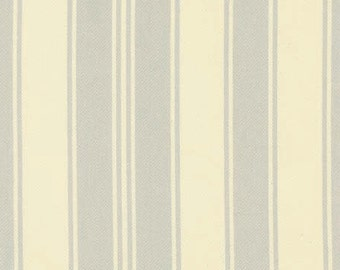 HOME DECOR Petal by Tanya Whelan - French Stripe HDTW057 Blue - 1 yard