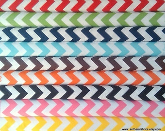 Medium Chevron by Riley Blake Designs,  half yard