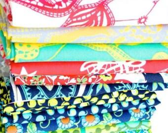 Amy Butler LARK 13 FQs, fat quarter bundle set