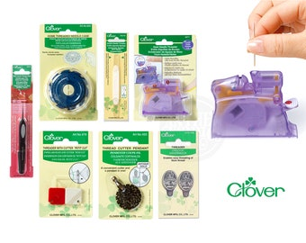 Threading Tools by Clover Manufacturing Co. - Threaders, Cutter, Storage