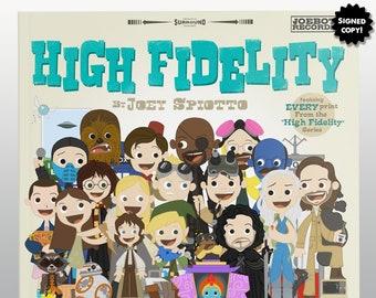 High Fidelity - Greatest Hits