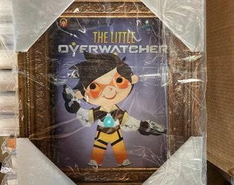 The Little Overwatcher - FRAMED 8x10 PRINT