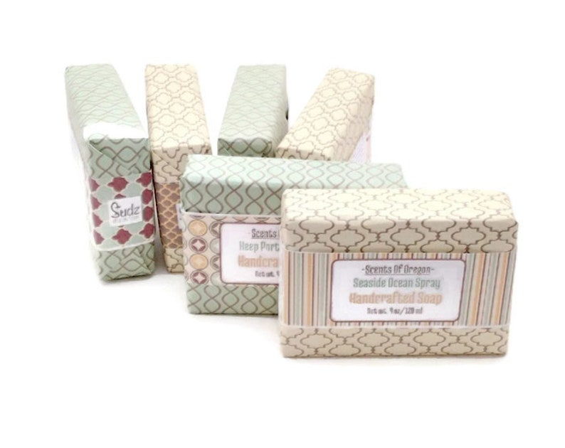 Oregon Gift Scents of Oregon  Soap Gift Set With Oregon image 0
