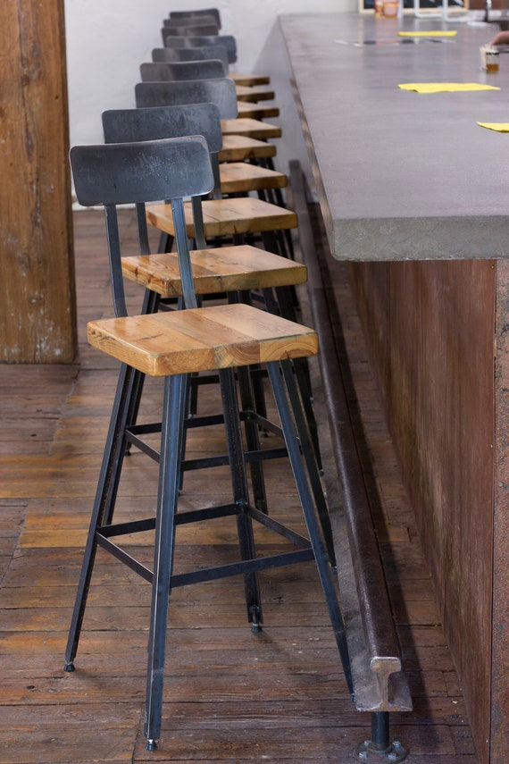 Astonishing Free Shipping Brew Haus Modern Bar Stool Counter Stool With Scooped Backs Great For Restaurants Bars And Cafes Caraccident5 Cool Chair Designs And Ideas Caraccident5Info