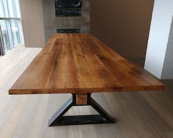 The Executive Conference Table, Dining Table, Wood Table, Trestle Table, Metal Table, Reclaimed Wood Table, Solid Wood Table, Office Table
