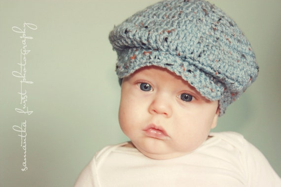 Donegal cap for babies in four sizes  e16689aae616