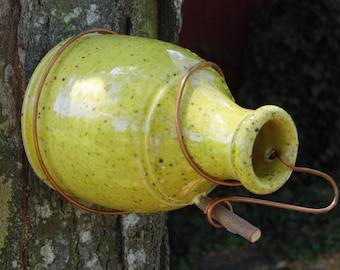 Bird Bottle House