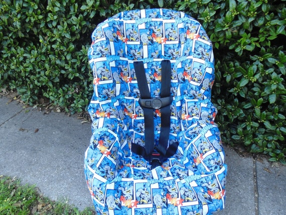 Batman Toddler Car Seat Covercar Not Included