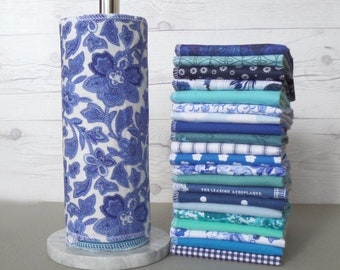 10-20 Paperless Paper Towels - Zero Waste Kitchen Decor - Eco Friendly Washable Papertowel Replacement - Sustainable Paper Towels Reusable
