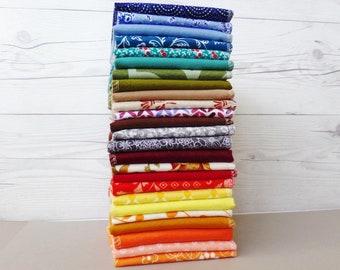 20 Autumn Cloth Napkins Mixed Thanksgiving Napkins Unpaper Towels Everyday Napkin Cloth Paper Towel Reusable Sustainable Eco Friendly Cotton