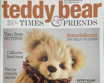 Teddy Bear And Friends Magazine March 2017