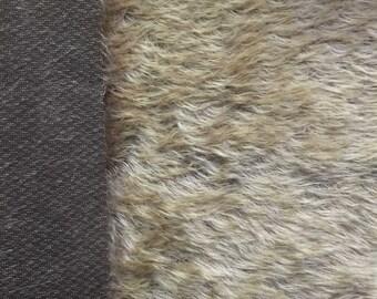 Medium dense tipped  mohair 9mm /'HEDGEHOG/' SCHULTE