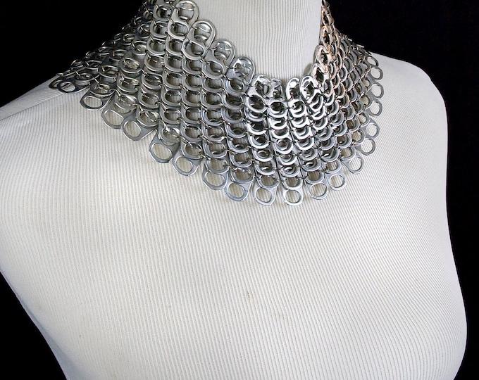 PopTop Necklace Collar Necklace