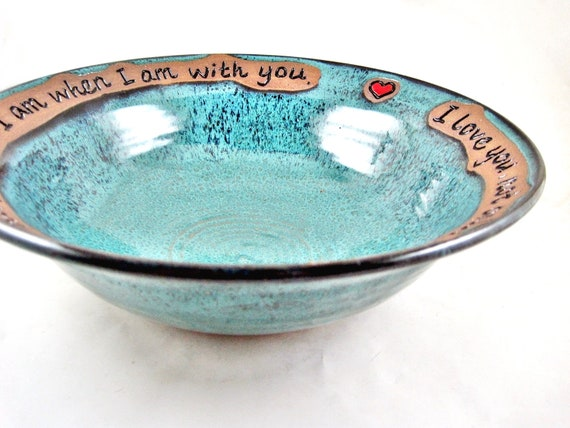 9th Anniversary Pottery For Wedding: 9th Wedding Anniversary Gift Ninth Anniversary Gift