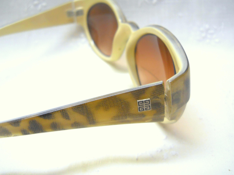 a5a0cc5d6ee Authentic Vintage Givenchy Eyeglass Frames Bakelite Animal