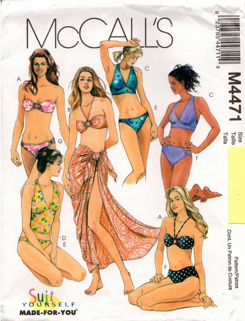 0286171e3e McCall's UNCUT Suit Yourself Pattern M4471 Misses | Etsy