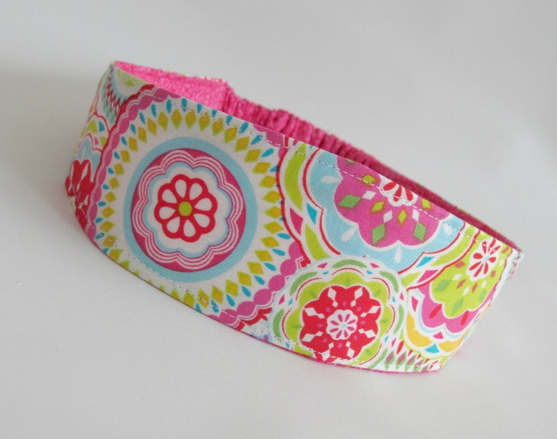 Women Headband Headband for Women Adult Headband reversible image 0