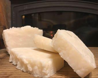 Solid Coconut Shampoo Bar