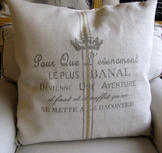 french country toss pillows small