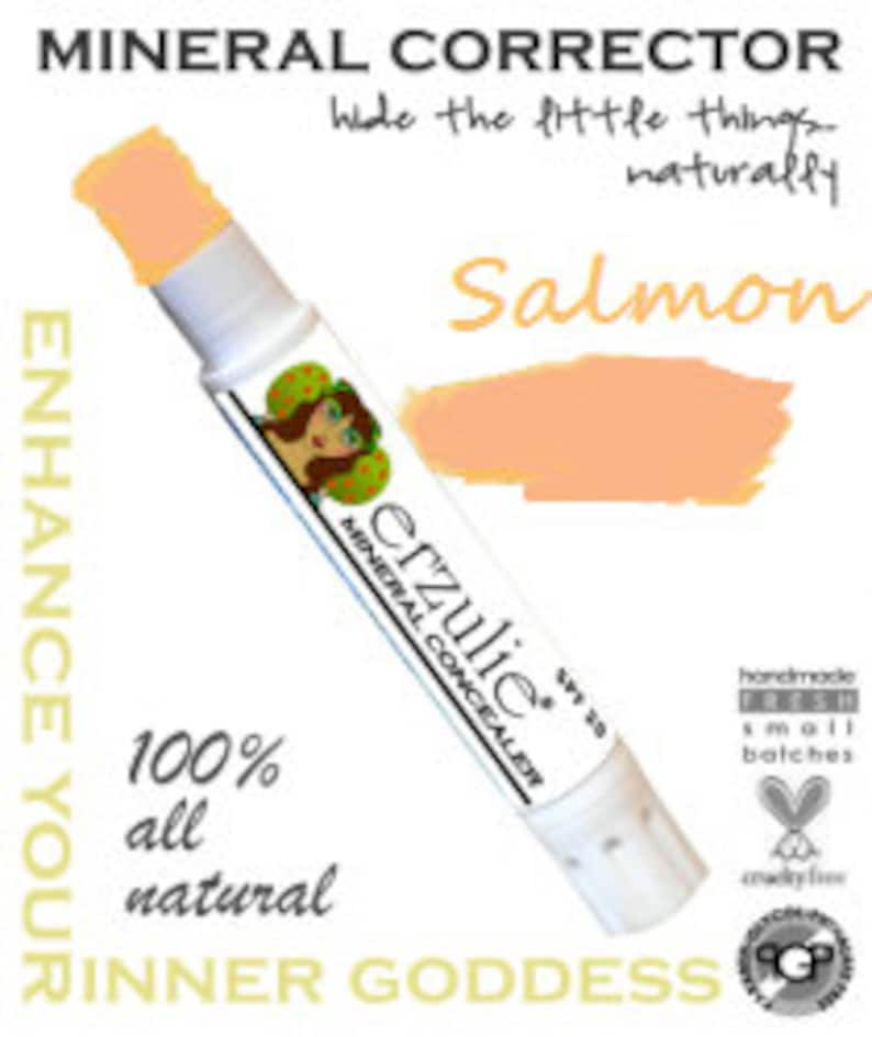 Organic Corrector Stick in Salmon Natural Makeup Gluten image 0