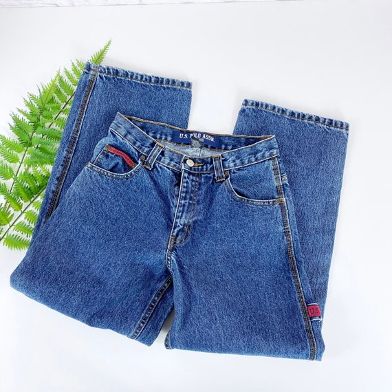 Vintage Womens Cargo Jeans XS/S - image 6