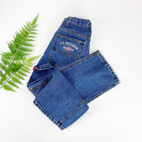 Vintage Womens Cargo Jeans XS/S