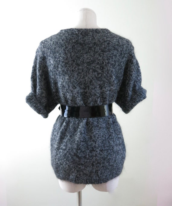 80s Mohair Sweater XL | 1980s Maggie Lawrence Moh… - image 8