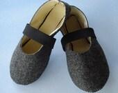 PDF ePattern - Woman's Slipper Shoes