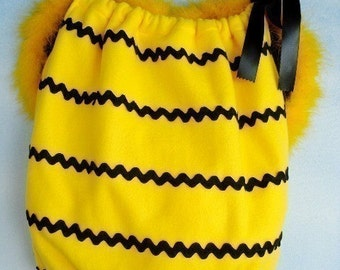 costume sewing pattern - Simple Ladybug and Bumble Bee - 6 months to 4 years - PDF e-Pattern