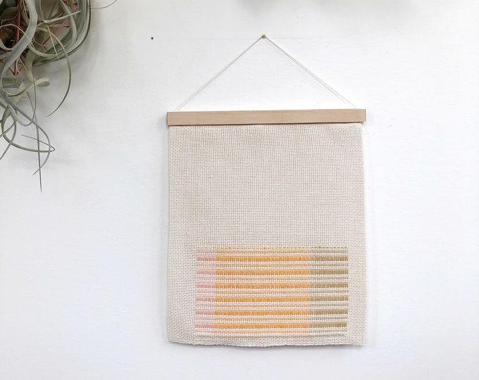 Sands Woven Banner