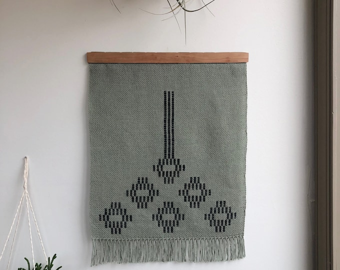 "A ""Scandinavian Favorite"" Variation 2 Woven Banner"