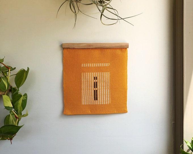 Sunbeam Woven Banner