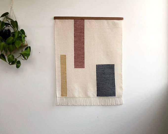 Primarily Woven Banner