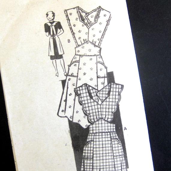 années 1940 patron de couture vintage - Anne Adams ...
