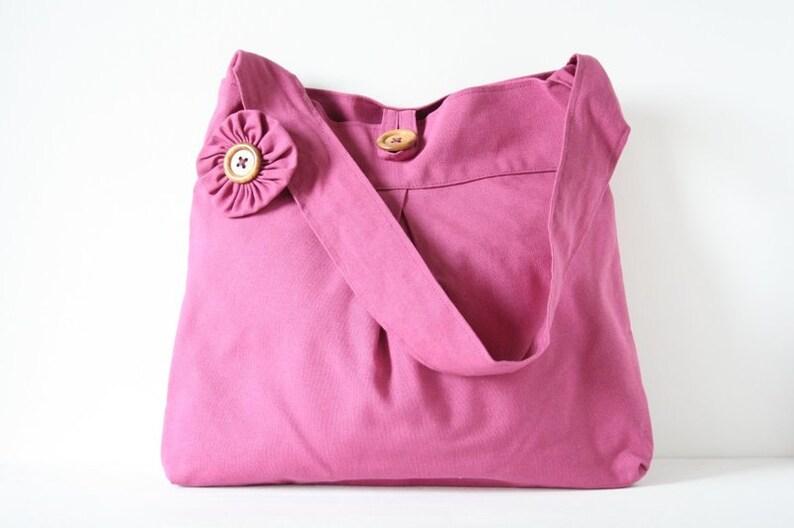Shoulderbag Pink image 0