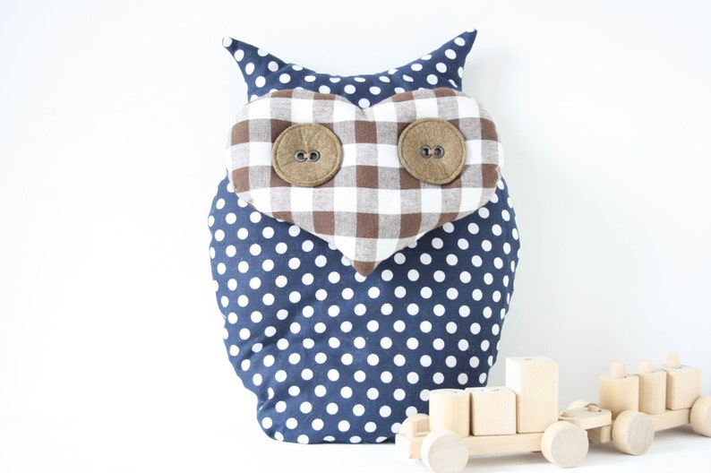 How to make an owl  pattern and tutorial PDF image 0