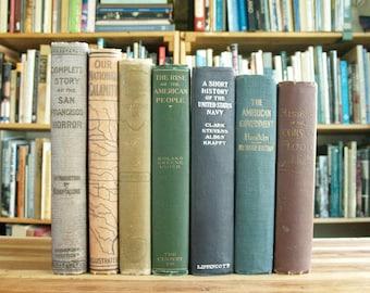 History books | Etsy