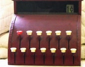 Vintage Toy Cash Register
